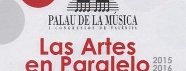 """Participación en la gala lírica de """"Las artes en paralelo"""""""