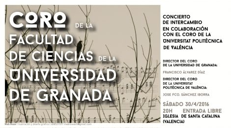 Concierto Conjunto con el Coro de la Facultad de Ciencias de Granada