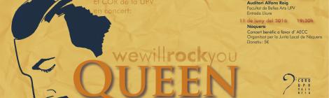 Queen en concierto