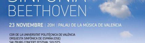 ¿Quieres cantar la Novena de Beethoven con el coro de la UPV?