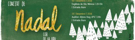Conciertos Navidad 2016
