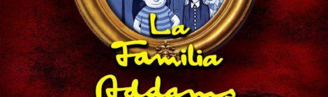 "Cartel ""La Familia Addams"""